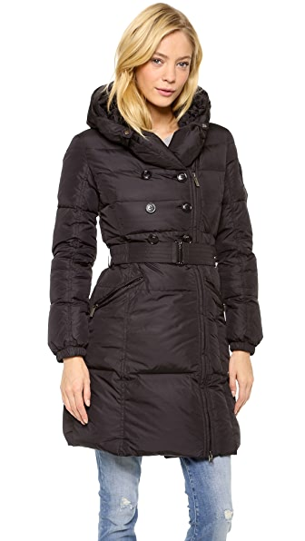 Add Down Belted Down Coat | SHOPBOP