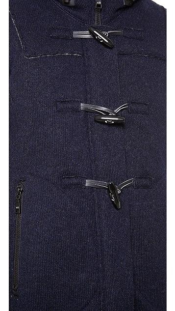 Add Down Wool Down Coat