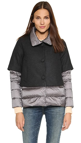 Add Down Wool Down Jacket | SHOPBOP SAVE UP TO 25% Use Code: GOBIG17