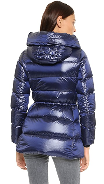Add Down Down Hooded Jacket