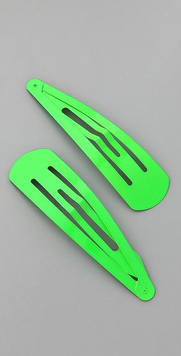 Adia Kibur Jumbo Neon Hair Pin