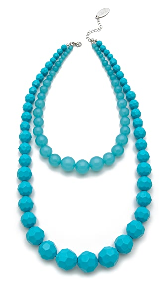 Adia Kibur Layered Beads Necklace