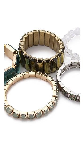 Adia Kibur Multi Stone Bracelet Set