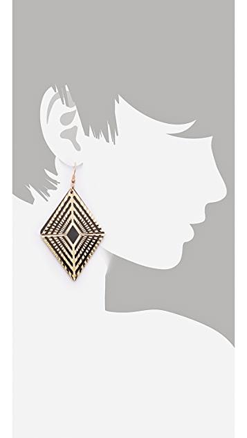 Adia Kibur Geometric Earrings