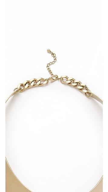 Adia Kibur Gold Collar