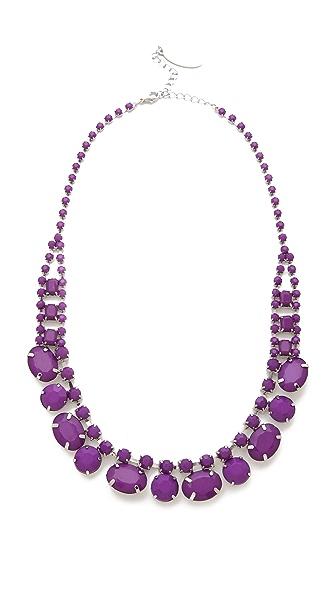 Adia Kibur Short Stone Necklace