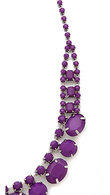 Adia Kibur Short Stone Necklace