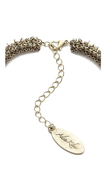 Adia Kibur Metal Link Collar