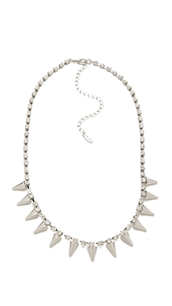 Adia Kibur Mini Spike Necklace