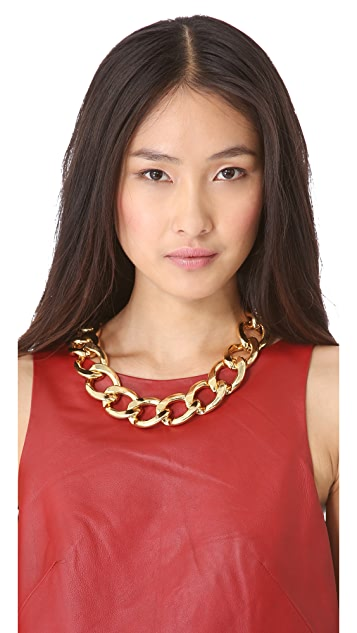 Adia Kibur Link Chain Necklace