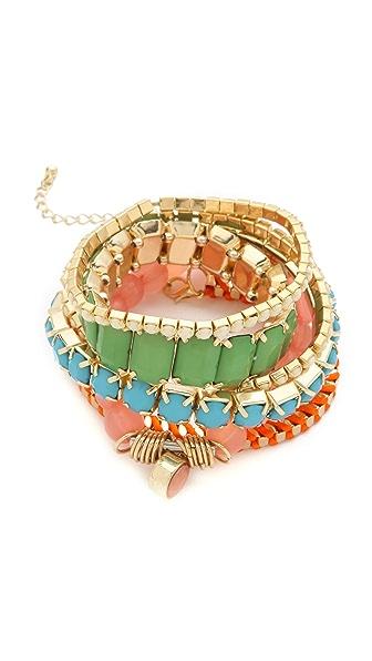 Adia Kibur Beaded Bracelet Set