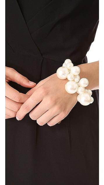 Adia Kibur Cluster Bracelet