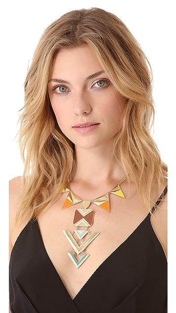 Adia Kibur Geometric Necklace