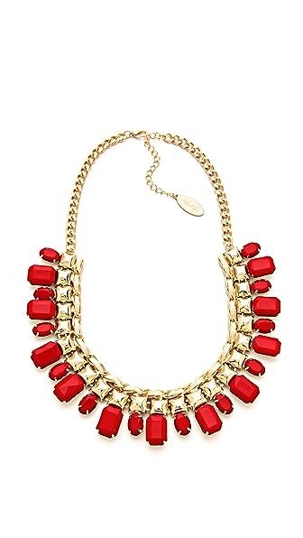 Adia Kibur Stone Necklace