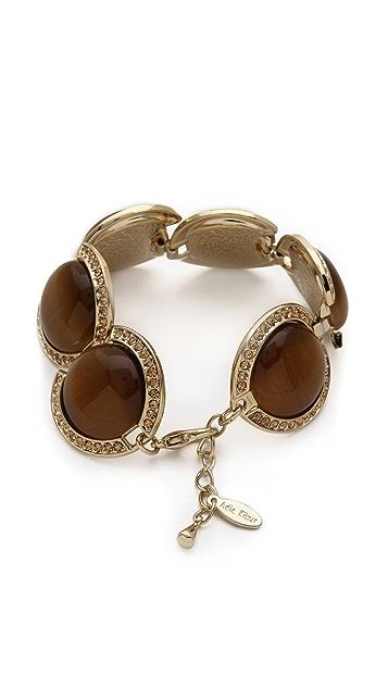 Adia Kibur Circle Stone Bracelet