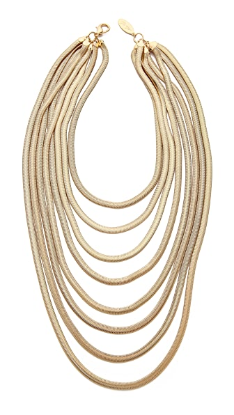 Adia Kibur Multi Layered Necklace