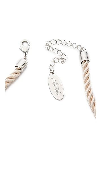 Adia Kibur Imitation Pearl Rope Necklace