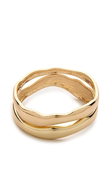 Adia Kibur Bangle Bracelet Set