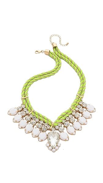 Adia Kibur Neon Crystal Necklace