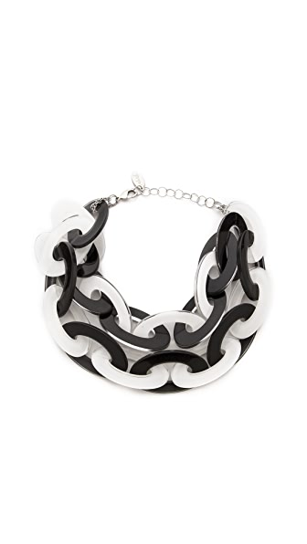 Adia Kibur Link Layer Necklace