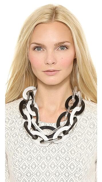 Adia Kibur Link Layer Necklace