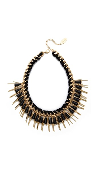 Adia Kibur Statement Choker Necklace