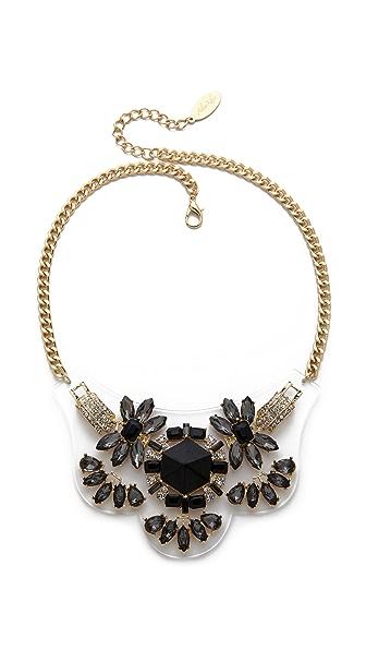Adia Kibur Crystal Necklace