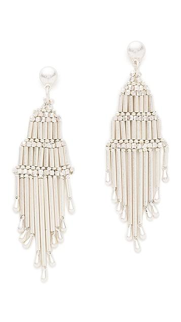 Adia Kibur Eli Tiered Earrings