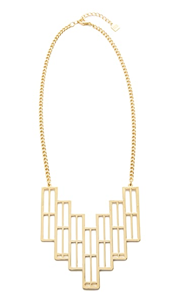 Adia Kibur Isabella Statement Necklace