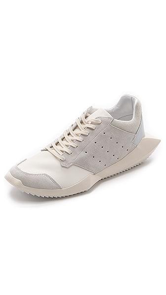 Adidas x Rick Owens Tech Runner Sneakers