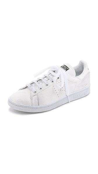 Adidas by Raf Simons Raf Simons Stan Smith Aged Sneakers