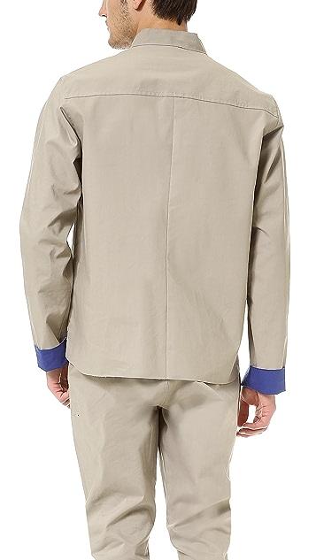 Adidas by Tom Dixon Shirt Jacket