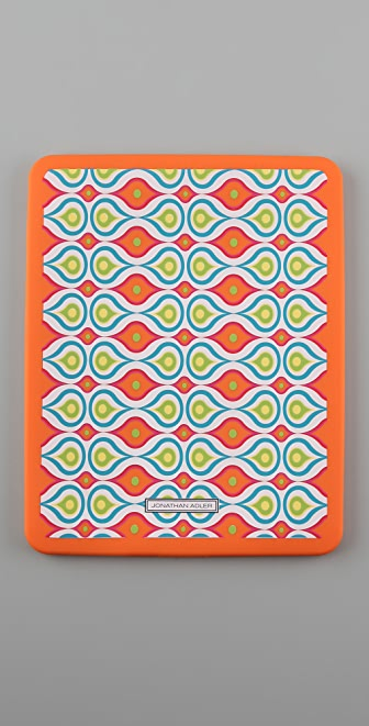 Jonathan Adler Plume iPad Cover