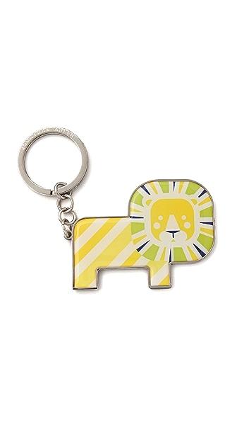 Jonathan Adler Lion Keychain