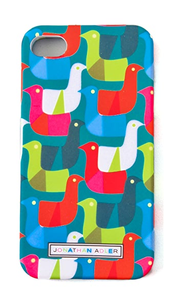 Jonathan Adler Birds iPhone 4 Cover
