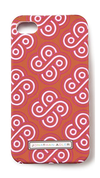 Jonathan Adler Gothic Rose iPhone 4 Cover