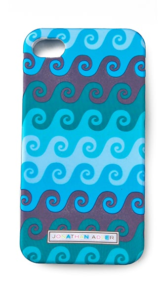Jonathan Adler Swirls iPhone 4 Cover