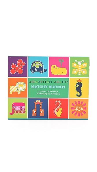 Jonathan Adler Matchy Matchy Game