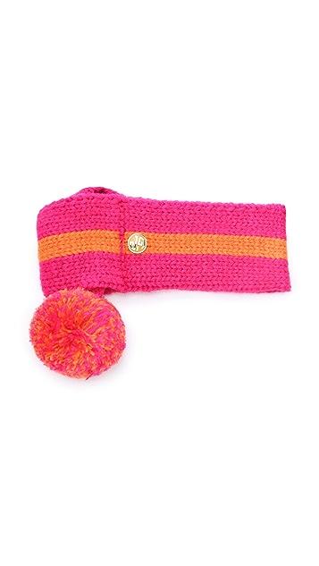 Jonathan Adler Knit Dog Scarf