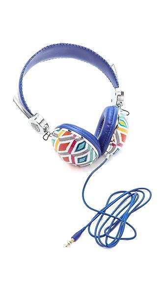 Jonathan Adler Stepped Diamonds Headphones