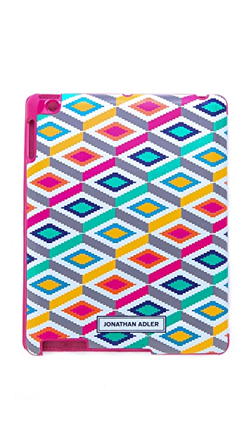 Jonathan Adler iPad Case with Stand