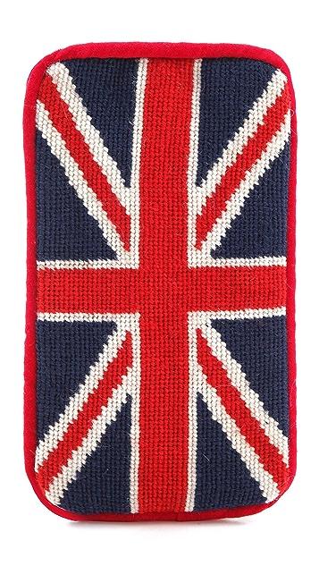 Jonathan Adler Brit Flag Specs Case
