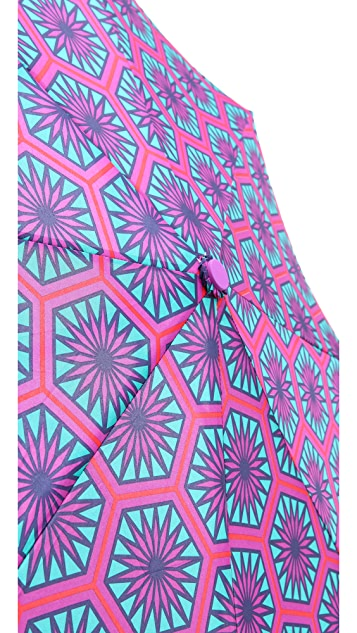 Jonathan Adler Positano Hexagon Umbrella