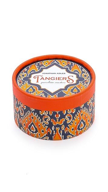 Jonathan Adler Tangiers Coaster Set