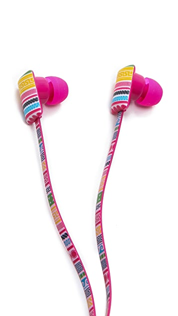 Jonathan Adler Decorative Cord Earbuds