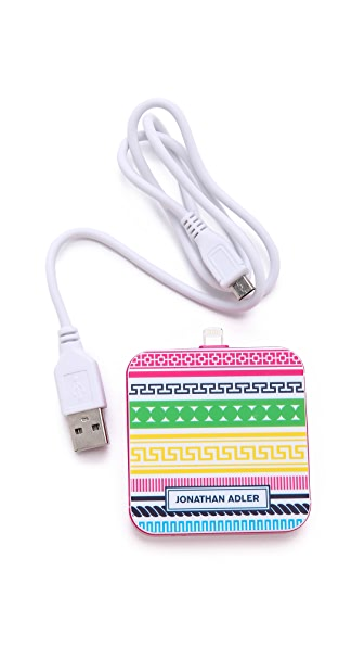 Jonathan Adler iPhone 5 / 5S On the Go Charger