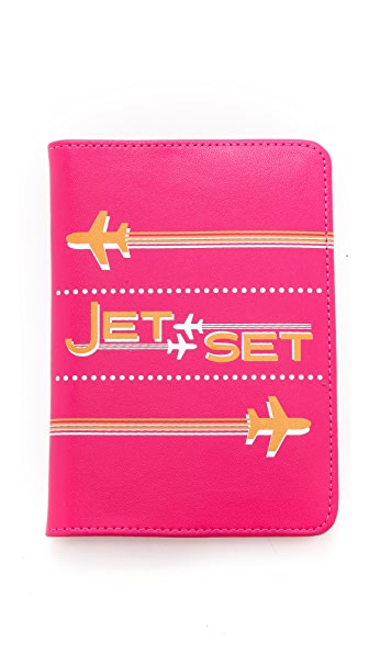 Jonathan Adler Jet Set Passport Case