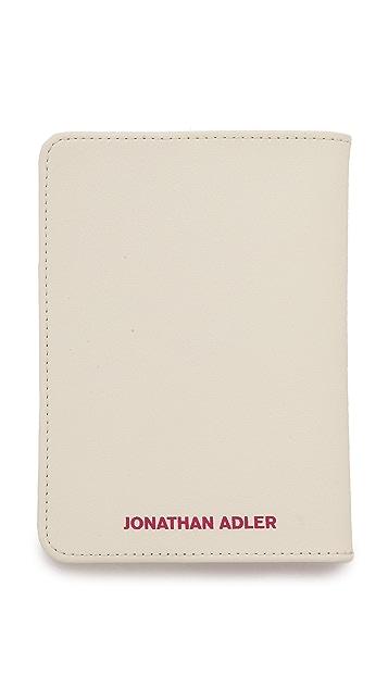 Jonathan Adler Take a Trip Passport Case