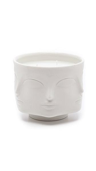 Jonathan Adler Blanc Candle - White