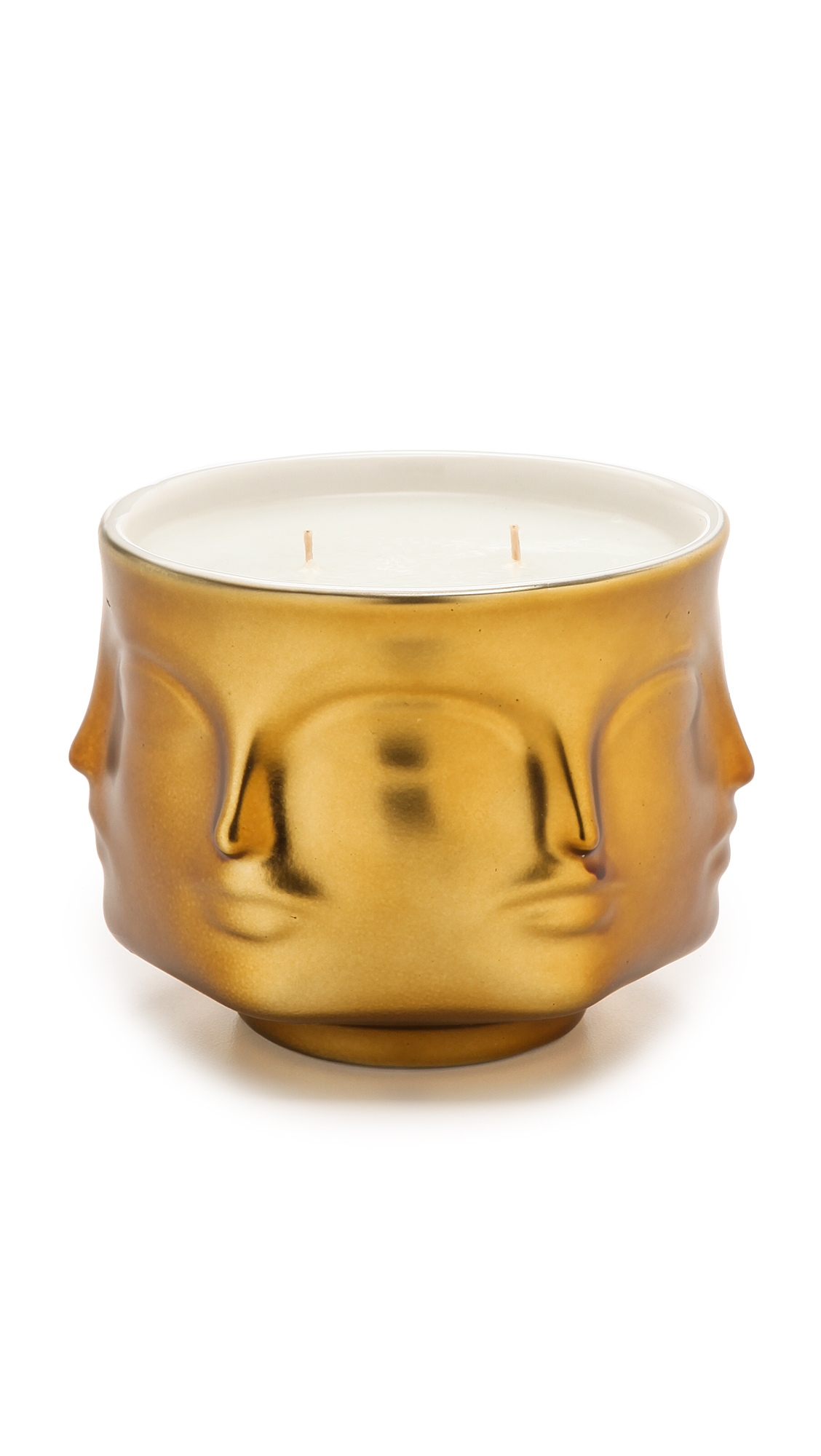 Jonathan Adler Muse dOr Candle - Gold